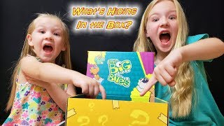 Opening New Little Big Bites Collectibles With Trinity!! What's In the Box?