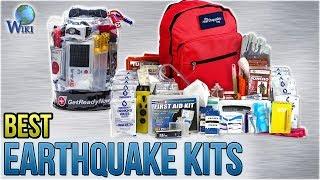 9 Best Earthquake Kits 2018 thumbnail