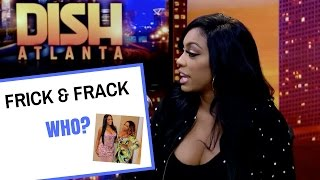 Porsha Williams Gives An Update On Her and Phaedra Parks Friendship NON EXISTENT BIH