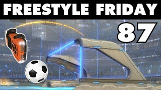 NEW MAP STADIUM - Freestyle Friday 87 - JHZER