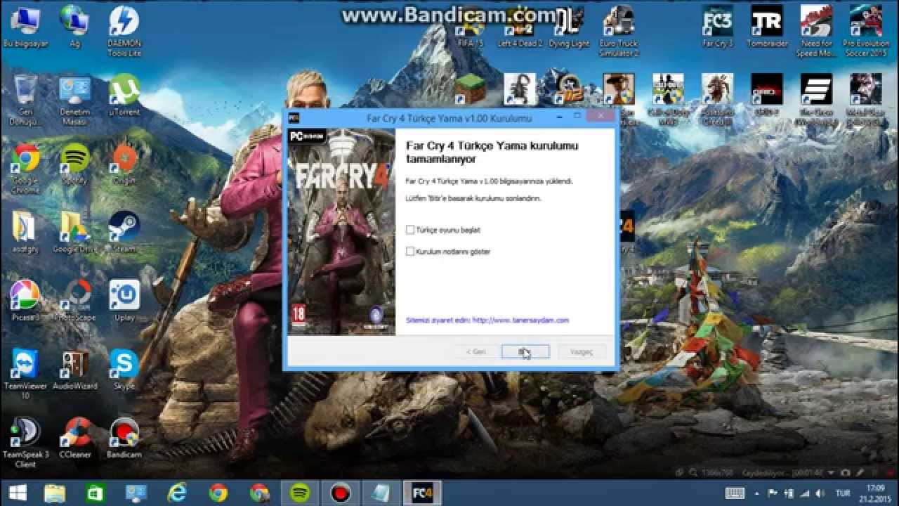 far cry 4 how to make it windowed