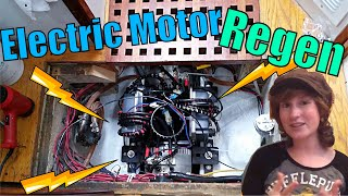Electric Motor and Regen Review! | Sailing Wisdom