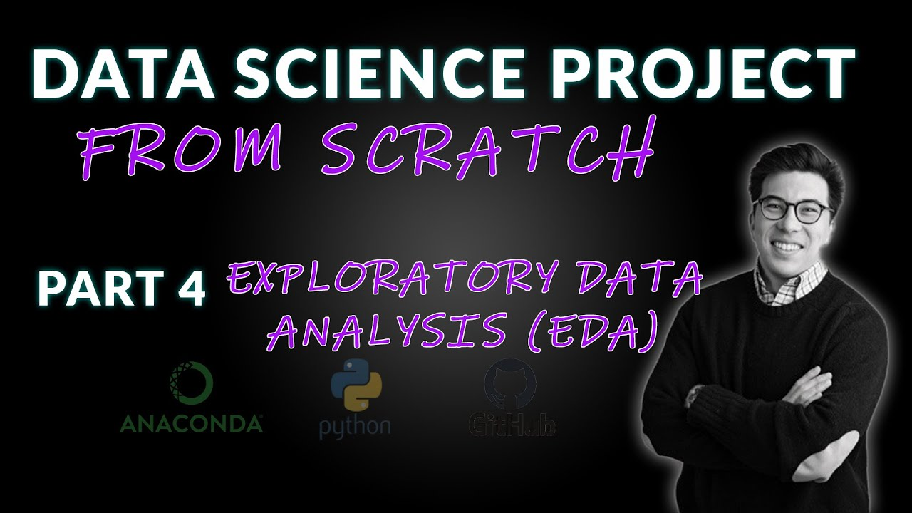 Data Science Project from Scratch - Part 4 (Exploratory Data Analysis)