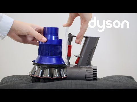 Dyson V6 cord-free vacuums - Replacing the main body (AU)