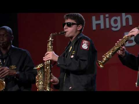 The Mira Costa Sax Pack at TEDxManhattanBeach 2016 | Mira Costa Sax Pack | TEDxManhattanBeach