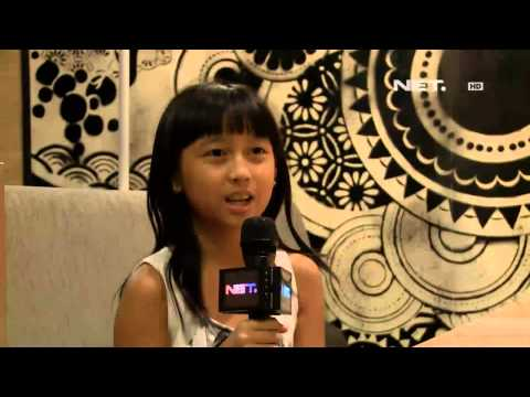 Entertainment News - Bakat menari keponakan Agnez Mo