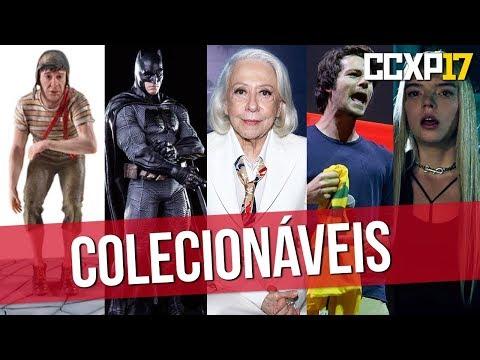 ESTÁTUAS, IRON STUDIOS, MAZE RUNNER E MUTANTES NA #CCXP17