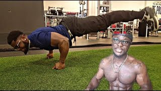 All Kinds Of Push Ups For A BIGGER Chest