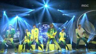 TEEN TOP - To you, 틴탑 - 투 유, Music Core 20120707