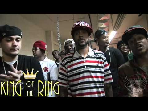 VAGUE Presents KING OF THE RING JQUEST vs PUSH PAX