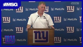 Pat Shurmur Praises Giants Defense In Daniel Jones' Second Win   New York Giants