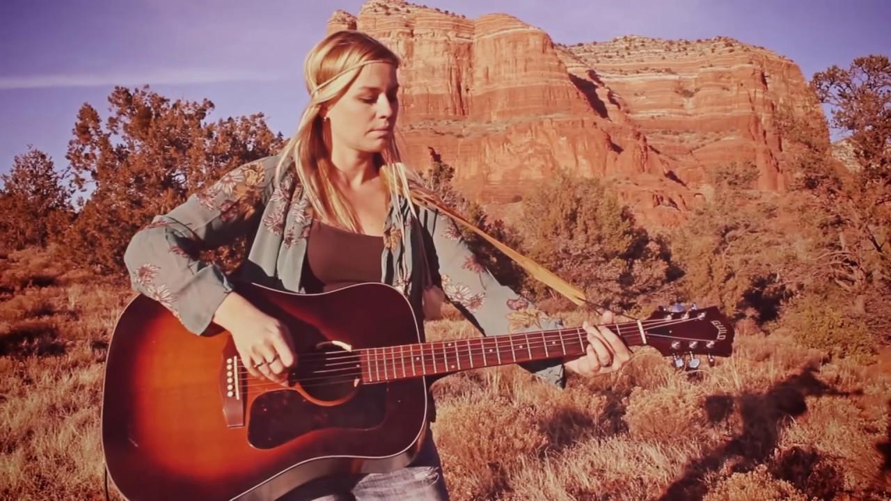 Sofia Talvik - Big Sky Country - YouTube