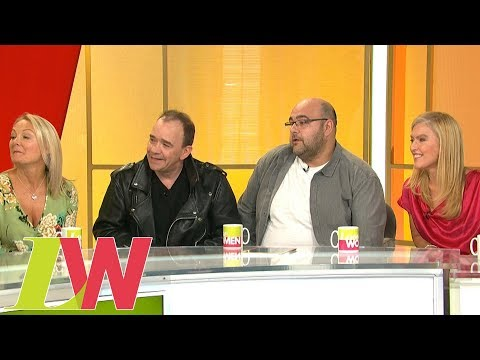 The Cast of Grange Hill Reunite to Celebrate 40th Anniversary  | Loose Women