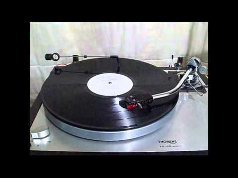 Thorens TD 160 Super Wu-Tang Clan Gravel pit Vinyl