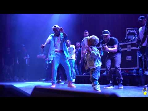 Shy Glizzy x Fillmore 7-3 Live Performances & Recap