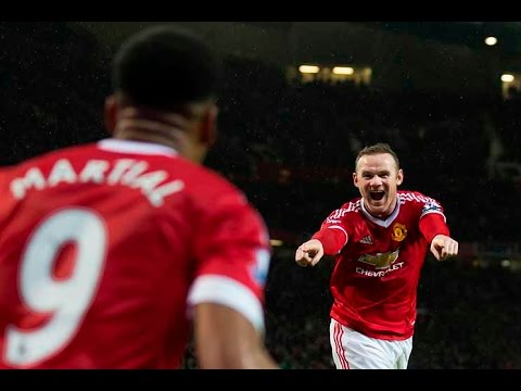 Manchester United 2-1 Swansea City | Goals; Martial, Rooney, Sigurdsson | REVIEW