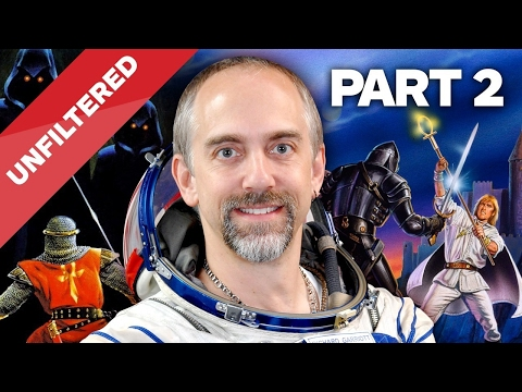 That Time Richard Garriott Pointed an Uzi at a Guy - IGN Unfiltered #17, Episode 2