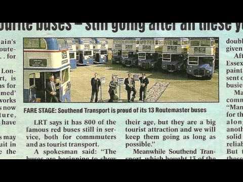 SOUTHEND TRANSPORT MEMORIES