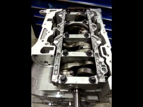 MXA Motorsports Engine Build Services