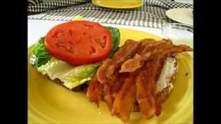 "Classic ""blt"" Sandwich - How To Make A Bacon, Lettuce & Tomato Sandwich"