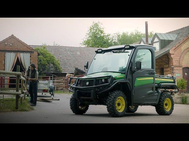 PRÉPAREZ VOTRE GATOR™ POUR VOS TRAVAUX AGRICOLES -XUV865M