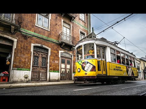 Lisbon, Portugal - Trams, Graffiti, and Culture in Barrio Alto