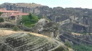 Meteory-Grecja