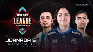 Free Fire League 2020 - Clausura | Grupo A | Jornada 5