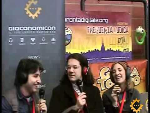 GN Interview: Intervista a Francesco Nepitello durante PLAY 2011