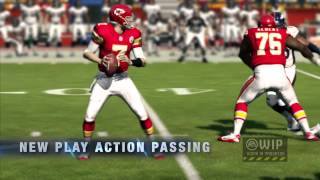 Madden NFL 13 playbook HD video game trailer - PS3 X360