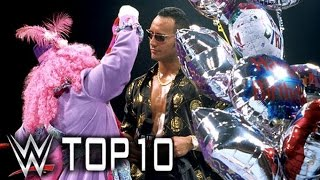 WWE Top 10 Attitude Era Moments