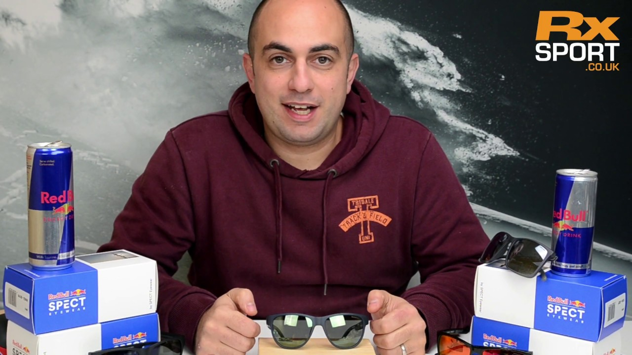 Introducing Red Bull SPECT Eyewear | RxSport
