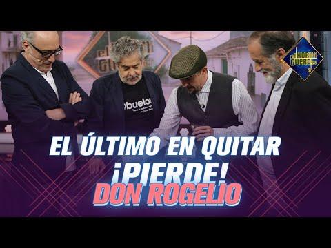 Jon Plazaola y María León se enfrentan a un divertido juego - El Hormiguero 3.0 from YouTube · Duration:  4 minutes 37 seconds