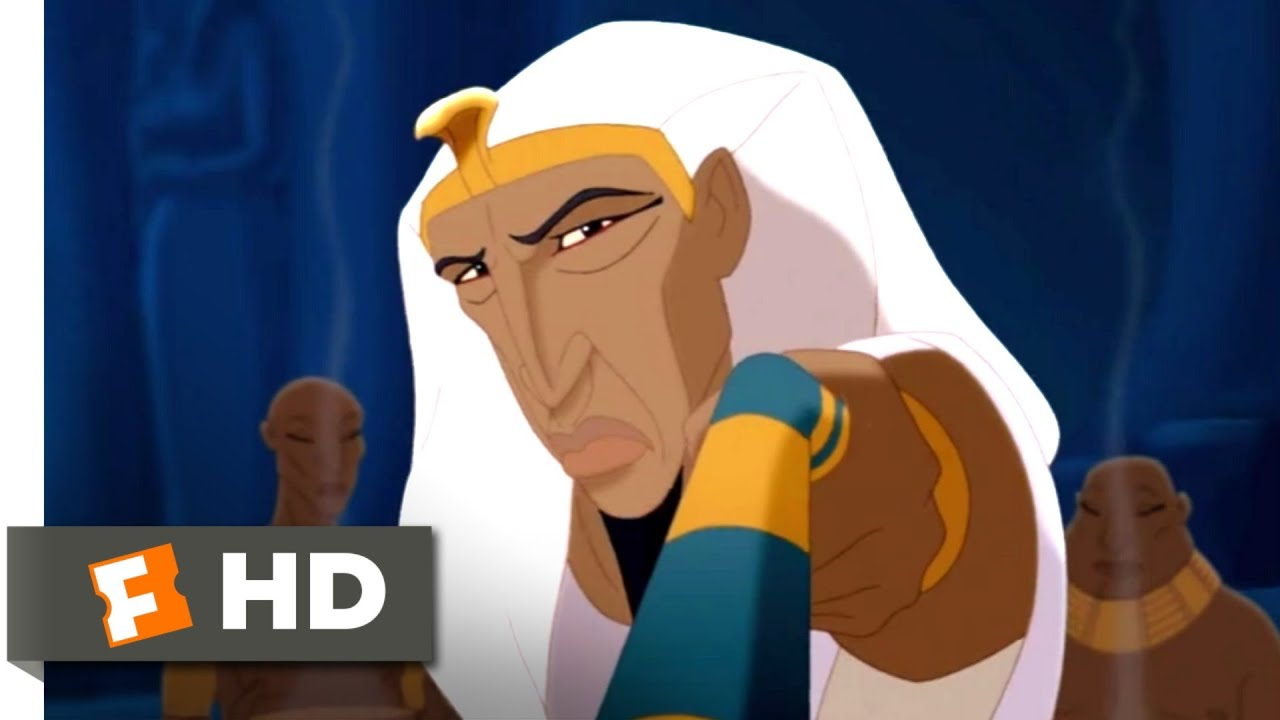Joseph: King of Dreams (2000) - Pharaoh's Dreams Scene (7/10) | Movieclips
