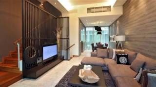 Cabana Singapore Cluster House For Sale For Rent Landed property with Condo Facilities