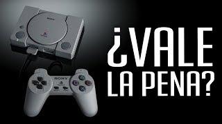 PlayStation Classic: ¿Vale la pena?