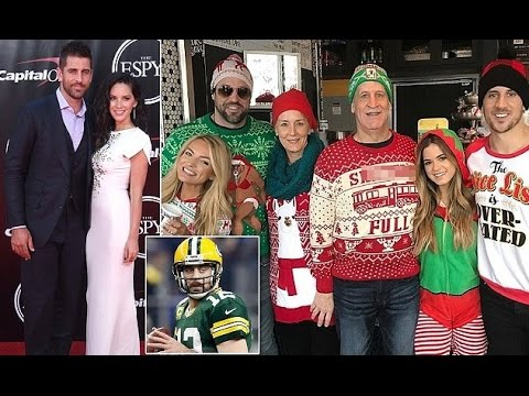 who is aaron rodgers dating these days