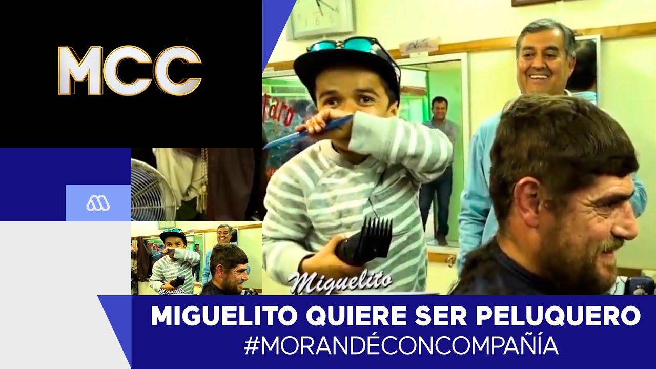 #Miguelito / Miguelito quiere ser peluquero / #Mega