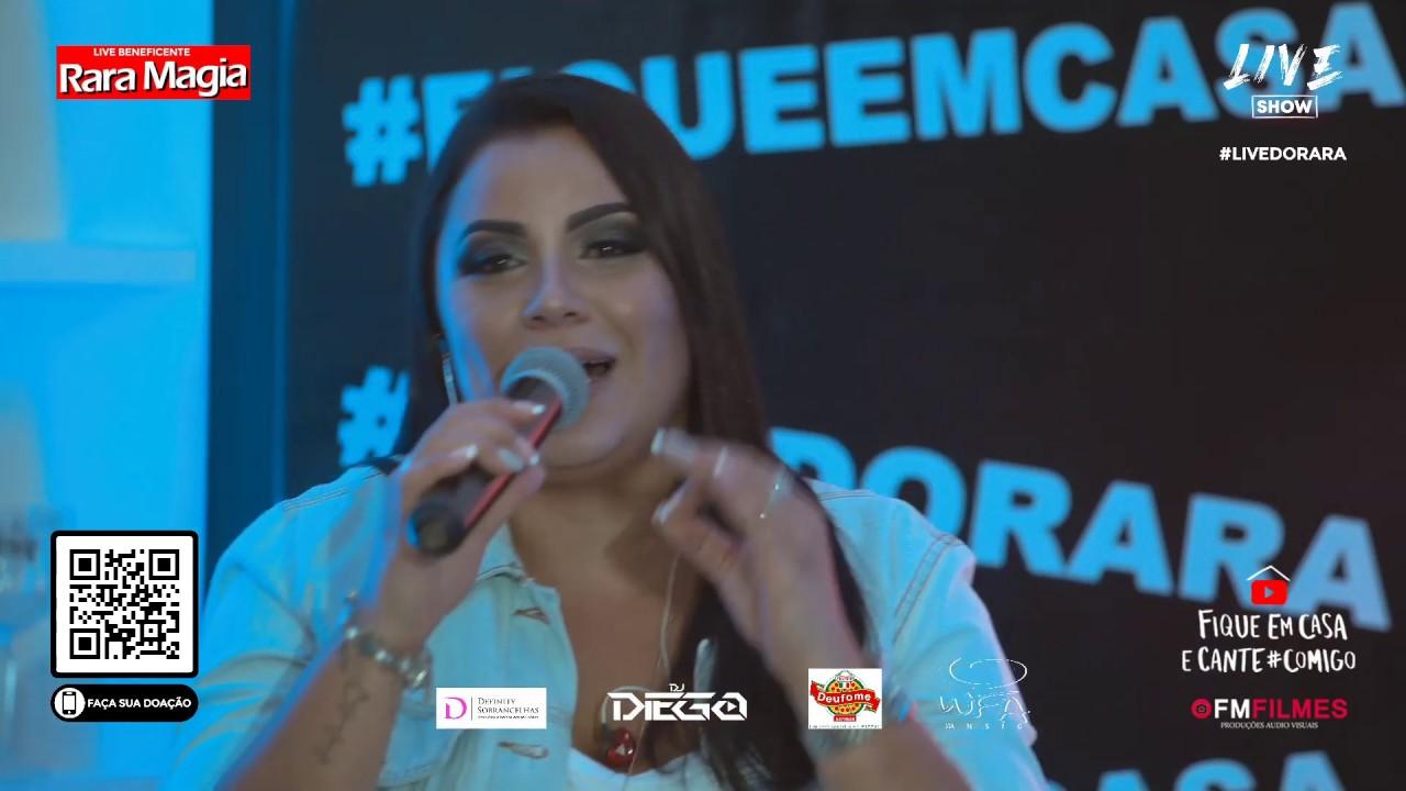 #LiveDoRara Grupo Rara Magia | #FiqueEmCasa e cante #Comigo
