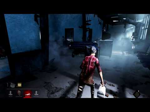 [Dead by Daylight - Survivor] Nightmare at the treatment theatre!