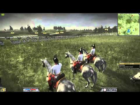 Napoleon Total War Online Campain Battle Endless french Army