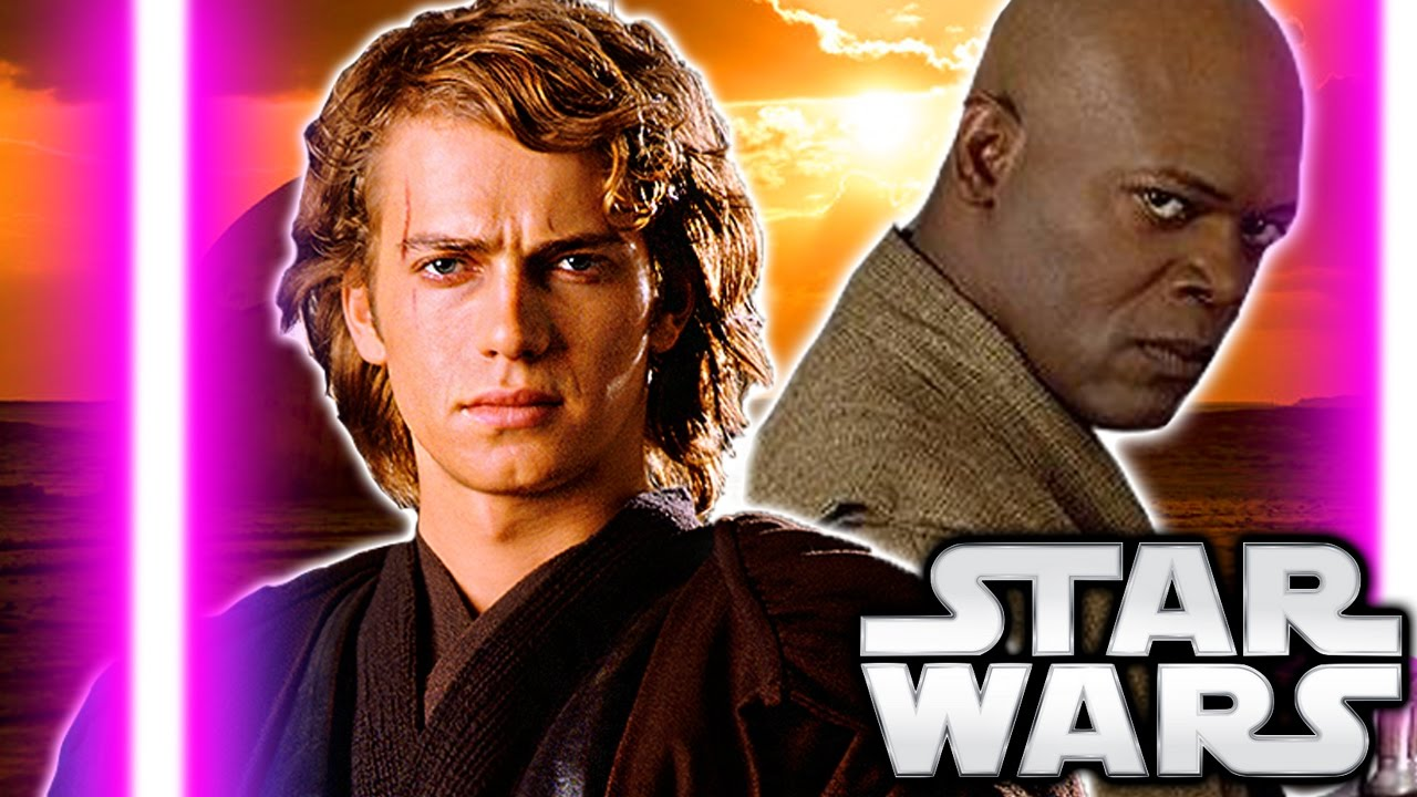 What if Mace Windu Trained Anakin Skywalker? (FULL) - Star Wars Theory