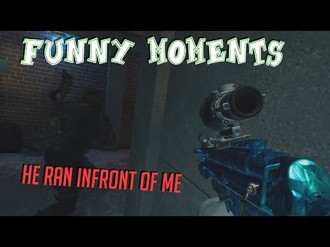 I THOUGHT HE WAS A FRIENDLY | Rainbow Six: Siege Funny Moments