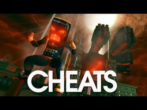 Saints Row IV - Cheat Codes