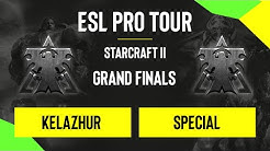 SC2 - SpeCial vs. Kelazhu - DH SC2 Masters - Summer 2020 - Grand Finals - LA