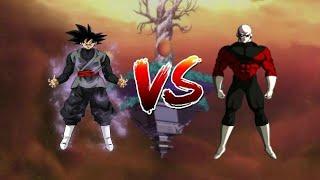 GOKU BLACK VS JIREN - DRAGON BALL TENKACHI TAG TEAM MOD