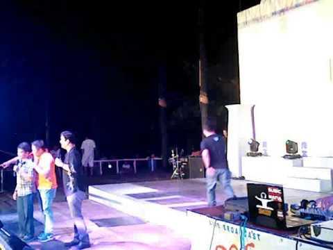 89.5-FM Subic Bay Rannie Raymundo, Renz Verano, Richard Reynoso