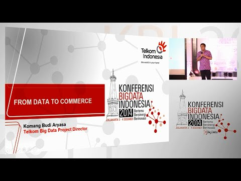 """FROM DATA TO COMMERCE"" - Komang Budi Aryasa"