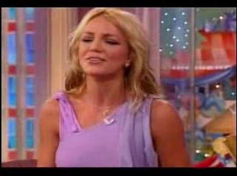Britney Spears - Rosie O'Donnell Interview