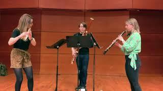 Brushstrokes for flute, oboe, and bassoon, II. Van Gogh (Alyssa Morris)